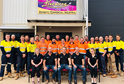 Livewired Electrical our team