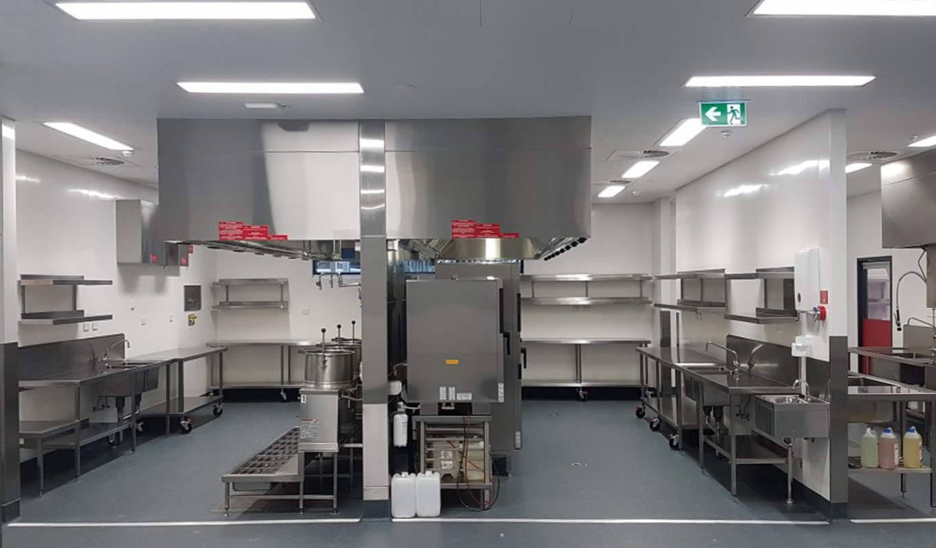 Livewired-Electrical-Toowoomba-Base-Hospital-Kitchen